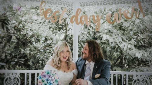 The Wedding of Veronica and Chris on 26th May 2018